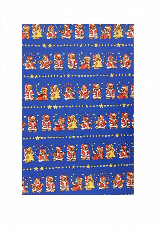 Geschenkpapier Rolle Weihnachten 50 cm x 250m Dessin 1-E20/5 | eBay