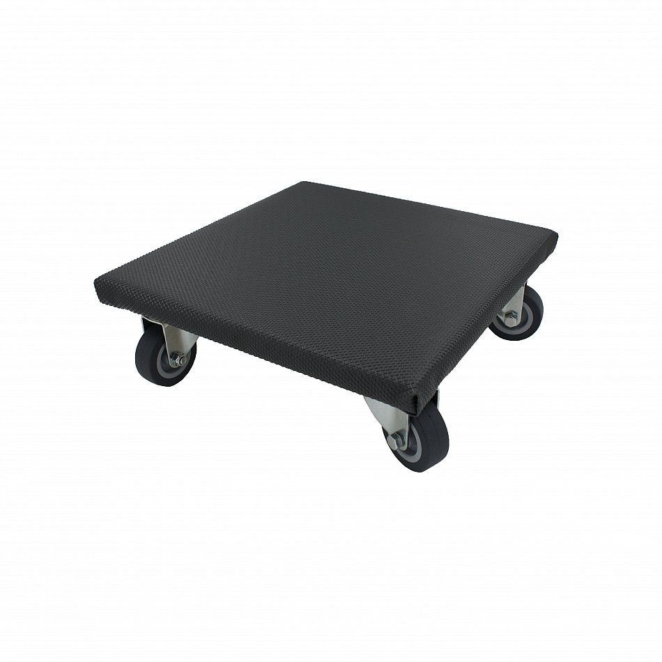transportroller 26x26cm 150kg blumenroller untersetzer pflanzenroller ebay. Black Bedroom Furniture Sets. Home Design Ideas