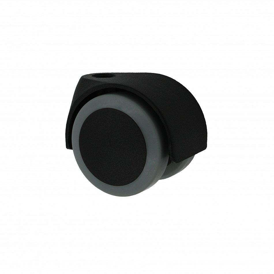 50 mm Bohrung 10 mm Stuhlrolle Hartbodenrolle Rolle für Bürostuhl