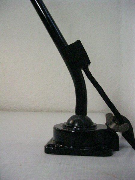 original 30er jahre kandem k m gelekleuchte gelenklampe desklamp bauhaus lamp ebay. Black Bedroom Furniture Sets. Home Design Ideas
