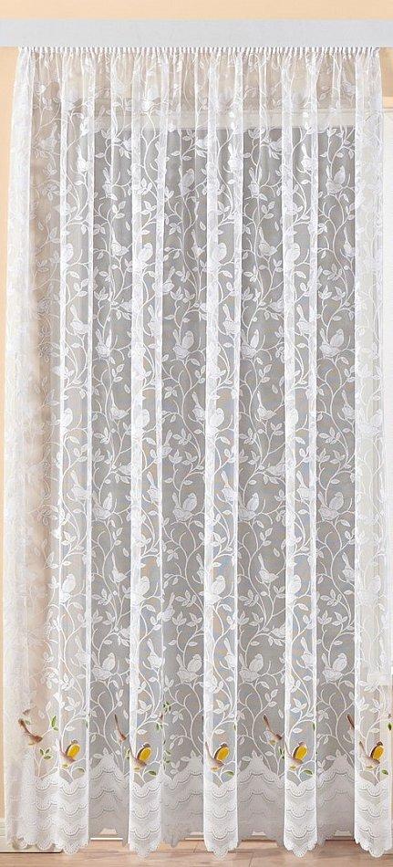 fertiggardinen stores deko vorhang wei bunt viele gr en universalschienenband ebay. Black Bedroom Furniture Sets. Home Design Ideas