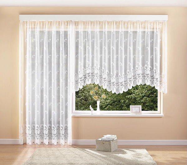 pa jacquard fertiggardinen seitenschal querbehang automatikfaltenband 1 3 wei ebay. Black Bedroom Furniture Sets. Home Design Ideas