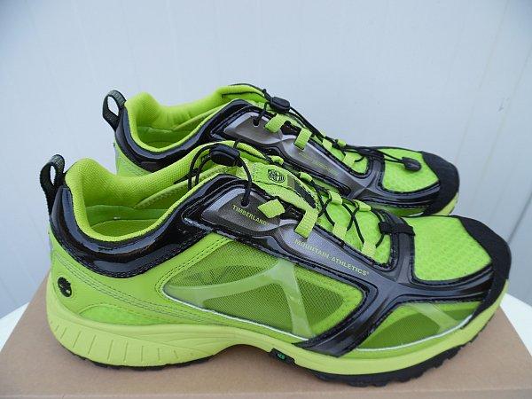 Details zu Timberland Mountain Athletics Herren Sneaker Laufschuhe Schuhe 88185 gelb NEU