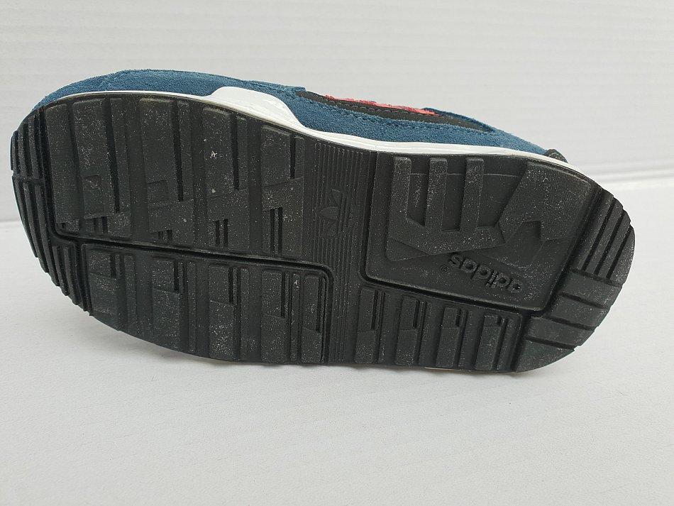 Details zu Adidas Kinder Schuhe ZX 850 Sneaker Turnschuhe 19 21 23 24 Klettverschluss NEU