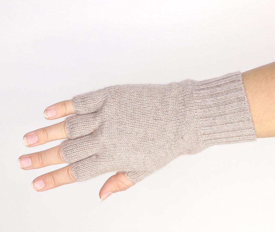 Finden Sie den niedrigsten Preis außergewöhnliche Auswahl an Stilen und Farben offizieller Shop prettystern Damen Kaschmir Gerippte Fingerlose Handschuhe ...