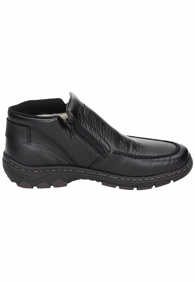 rieker stiefel stiefeletten boots herrenschuhe 19972 00 gr. Black Bedroom Furniture Sets. Home Design Ideas