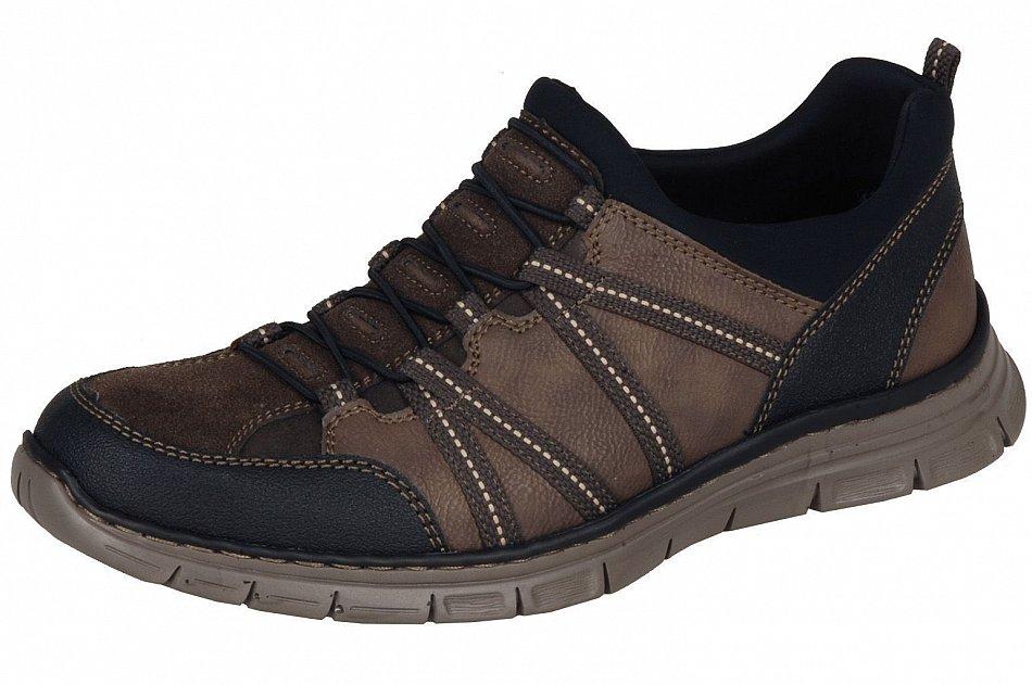 rieker slipper halbschuhe sneaker herrenschuhe b4871 04 gr. Black Bedroom Furniture Sets. Home Design Ideas