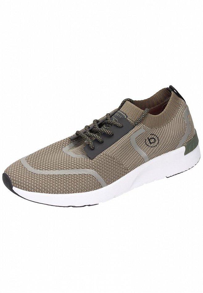 Bugatti Herren Sneaker Halbschuhe khaki DY0161 6 720 New