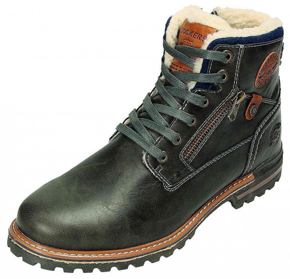 Dockers by Gerli Stiefel Boots Winter Herrenschuhe 43JK104 ... 4e8079b234