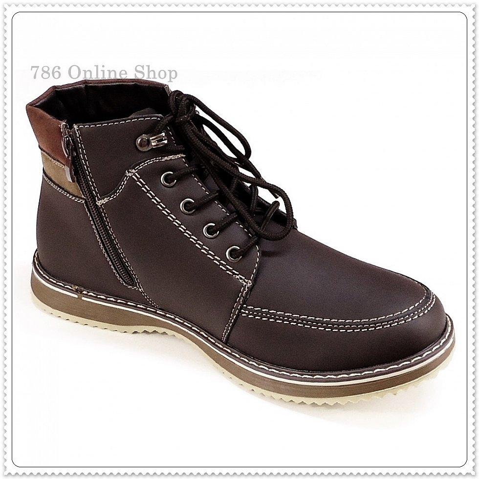 herren schuhe boots winterschuhe 202c winterstiefel. Black Bedroom Furniture Sets. Home Design Ideas