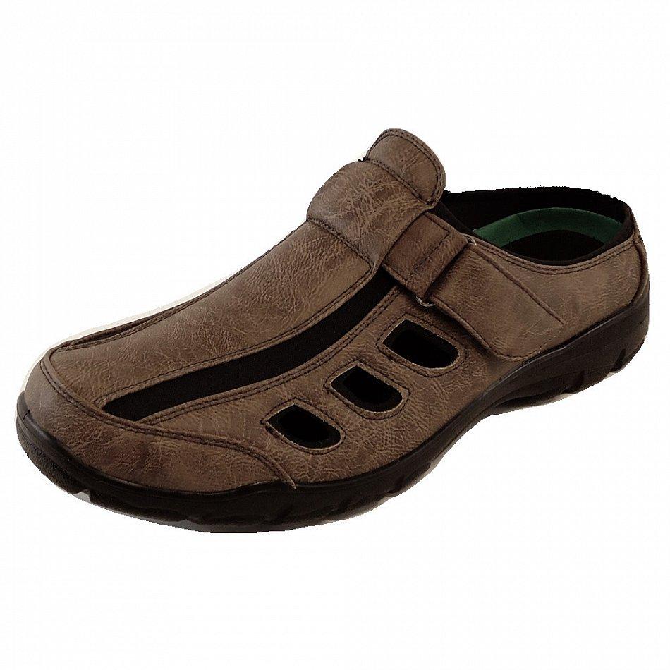 Herren Clogs Sabots Slipper 248D Sneaker Schlappen Pantoletten Schuhe Neu