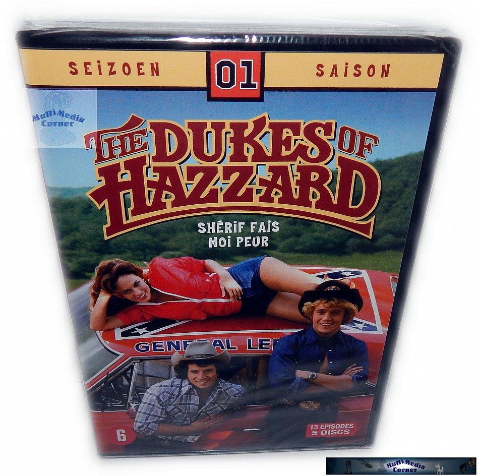 Ein Duke kommt selten allein [The Dukes of Hazzard] Die komplette Staffel/Season 1 [DVD]