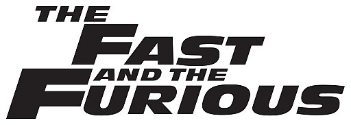 Fast and the Furious Logo