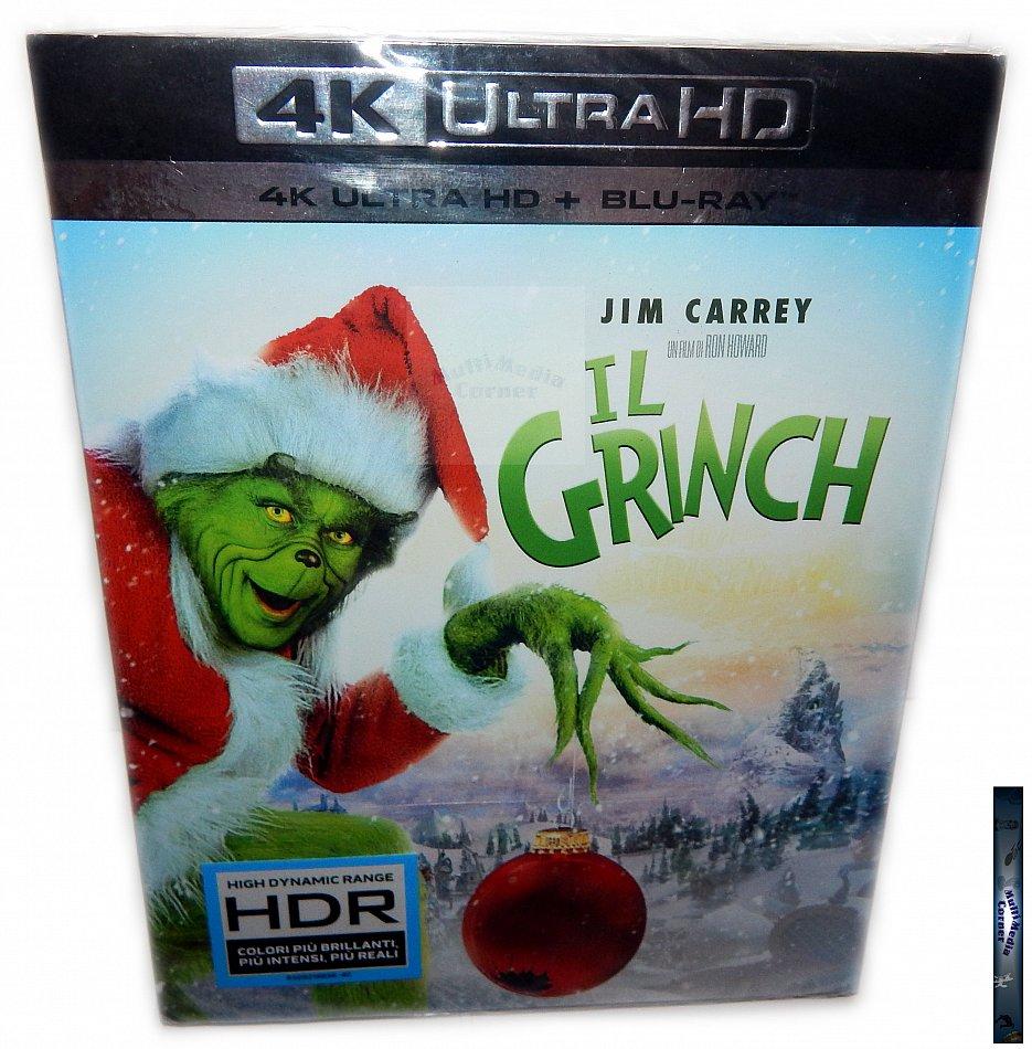 Der Grinch [4K UHD + Blu-Ray]