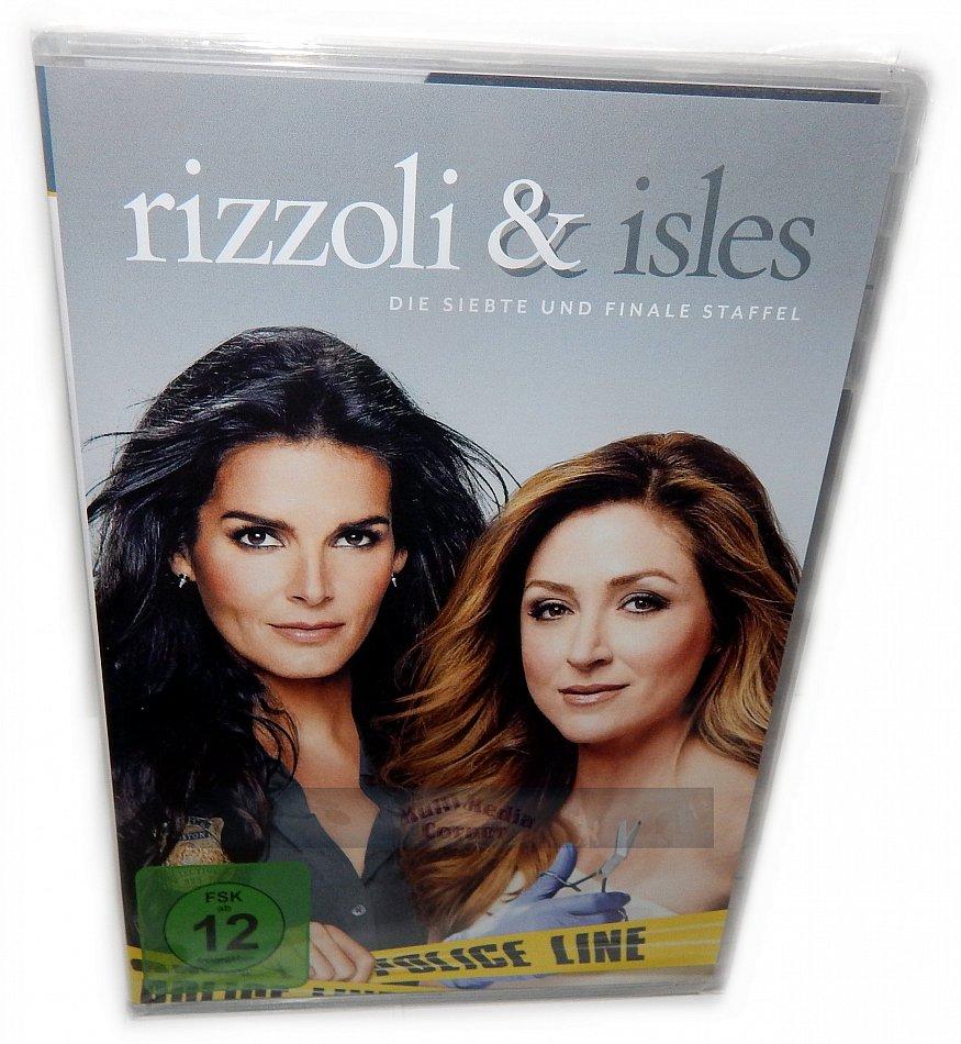 Rizzoli & Isles - Die komplette Staffel 7