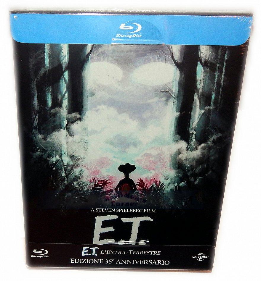 E.T. - Der Außerirdische limited Steelbook [Blu-Ray]