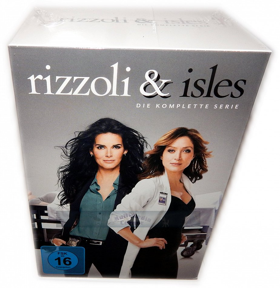 Rizzoli And Isles Staffel 6 Deutsch