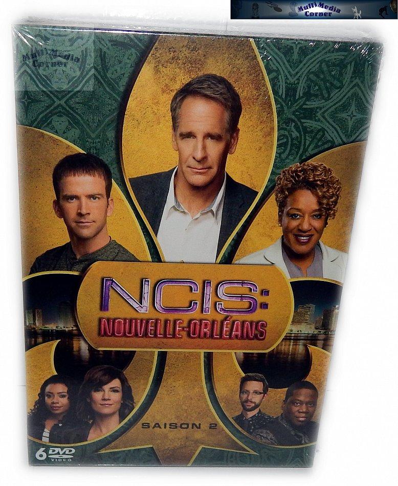 NCIS New Orleans Die komplette Staffel/Season 2 [DVD]