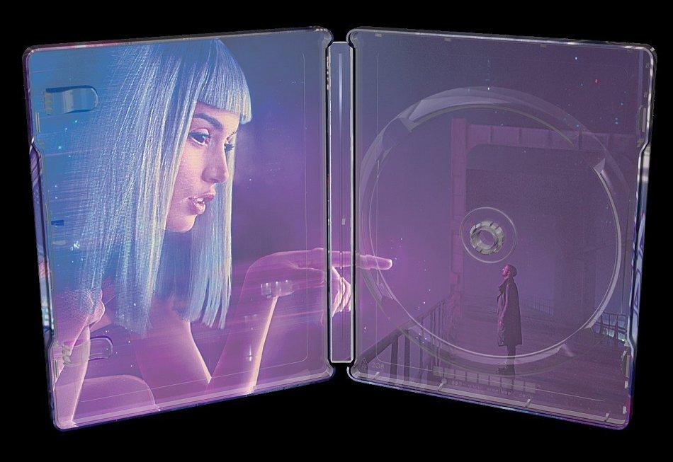 Blade Runner 2049 [Blu-Ray] 4K UHD limited Steelbook