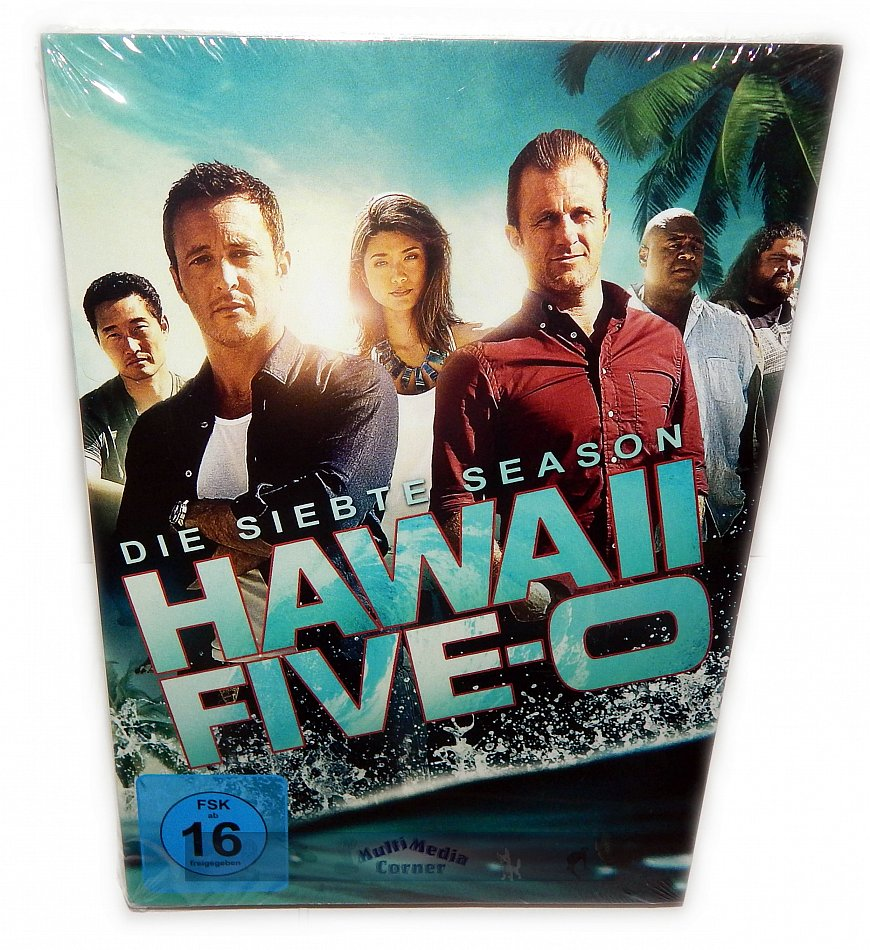 Hawaii Five O Staffel 7 Deutsch