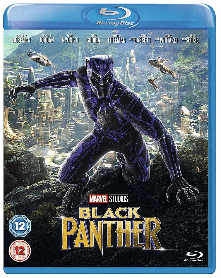 Black Panther (Walt Disney / Marvel Studios) [Blu-Ray]