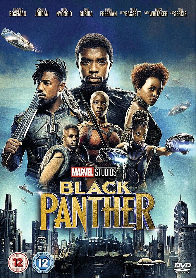 Black Panther (Walt Disney / Marvel Studios) [DVD]