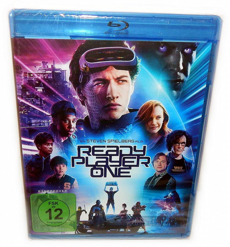Ready Player One [Blu-Ray] +UV Copy