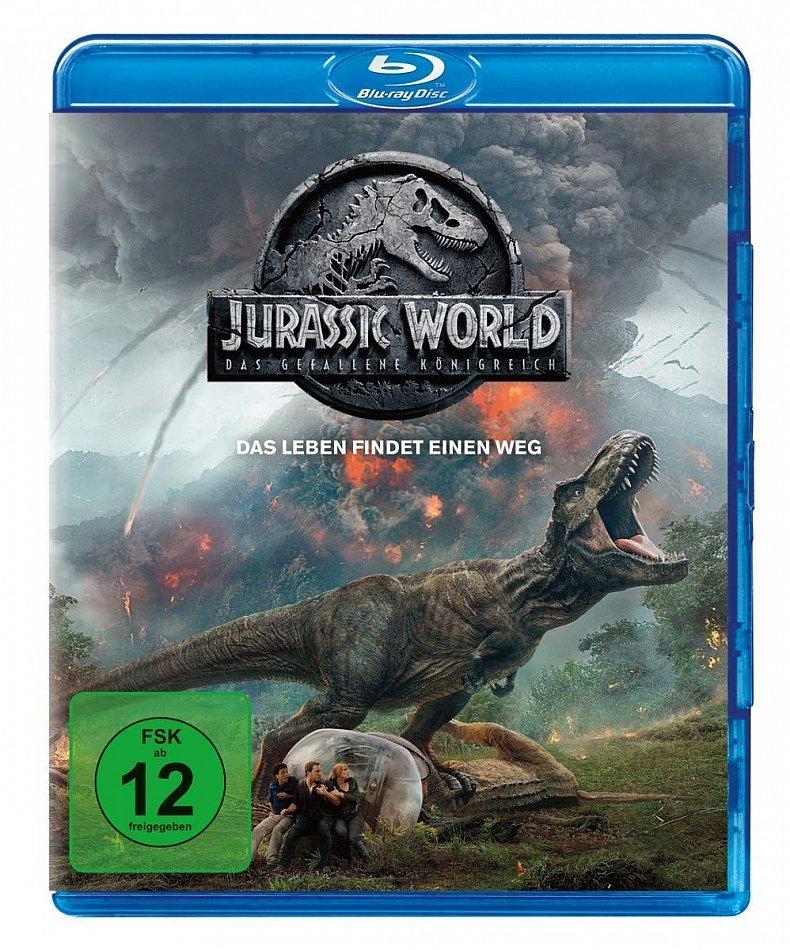 Jurassic World (2): Das gefallene Königreich [Blu-Ray]