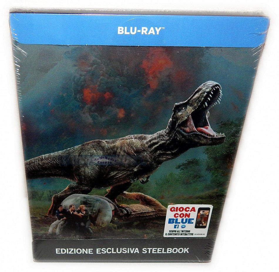 Jurassic World (2): Das gefallene Königreich limited Steelbook [Blu-Ray]