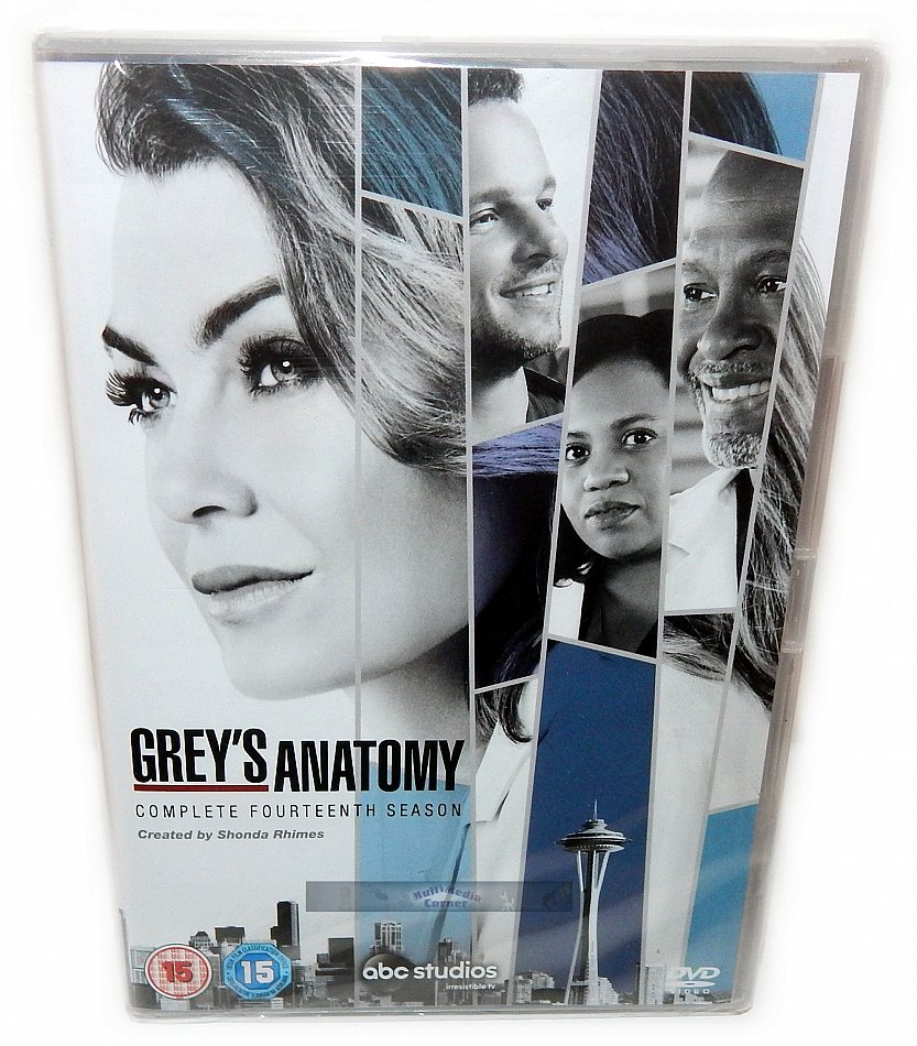Grey´s Anatomy Die komplette Staffel/Season 14 [DVD]