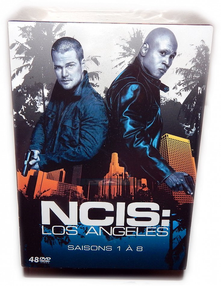 NCIS Los Angeles Die komplette Staffel/Season 1-8 [DVD] 48-Disc Box-Set