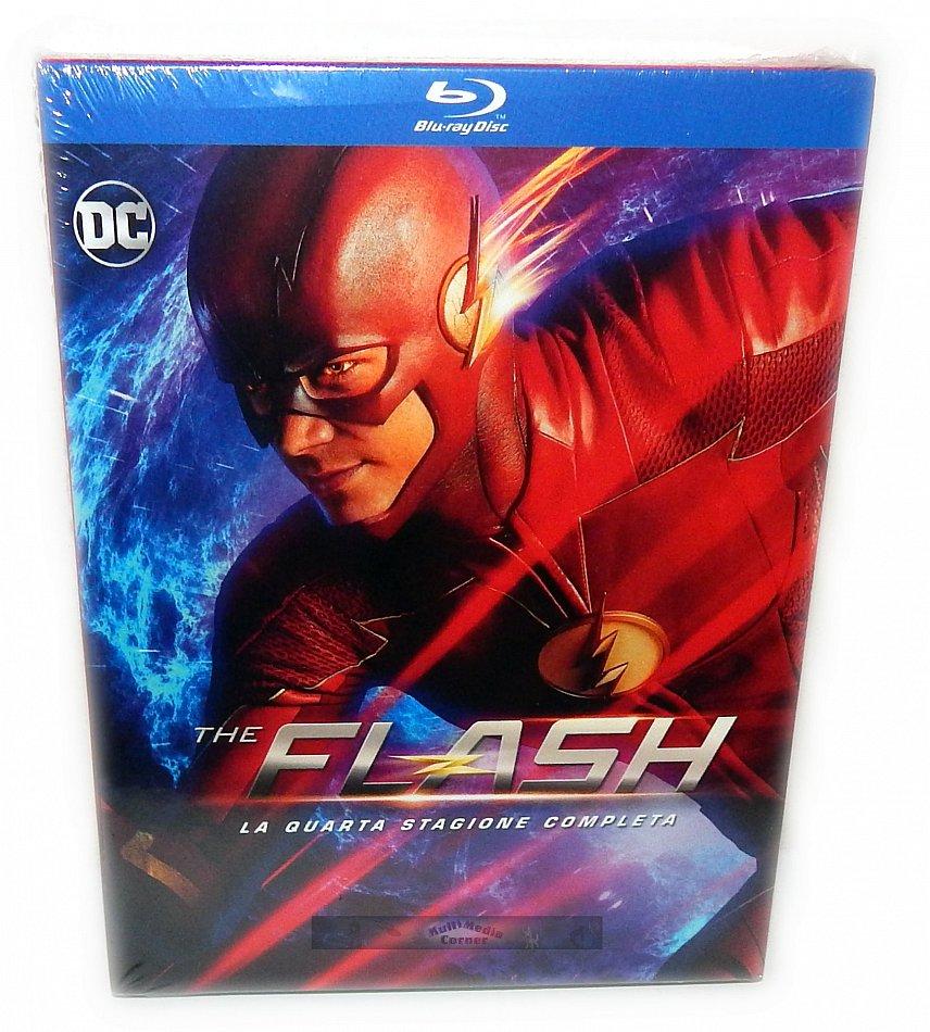 The Flash Staffel 4 Deutschland