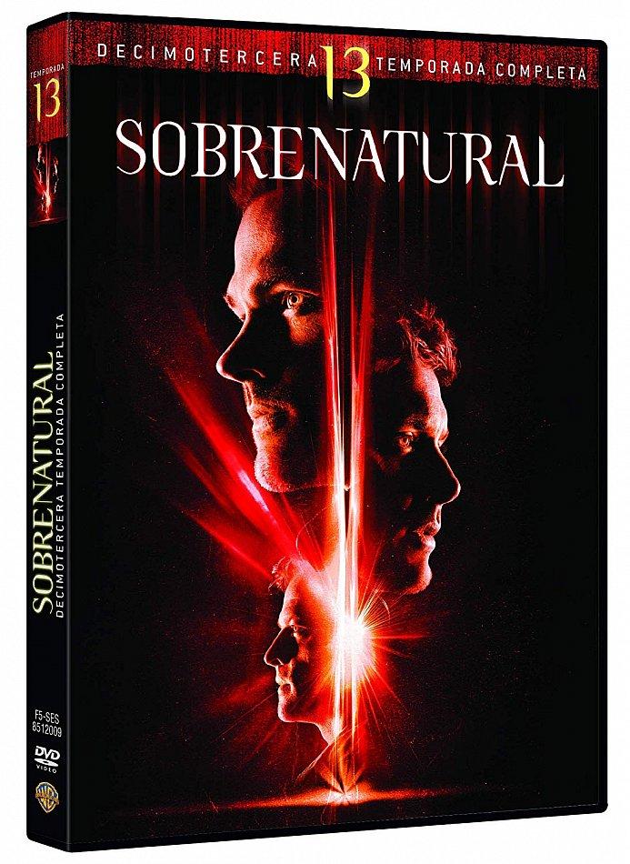 Supernatural Die komplette Staffel/Season 13 [DVD] 6-Disc