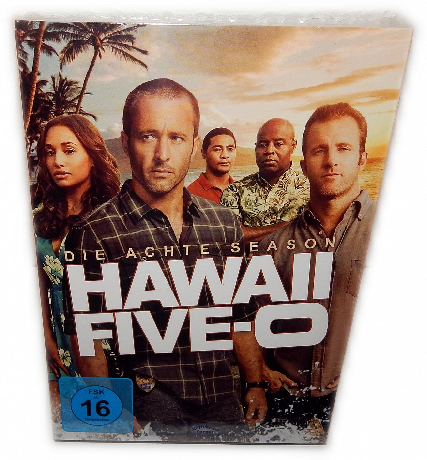 Hawaii Five-0 Die komplette Staffel/Season 7 [DVD]