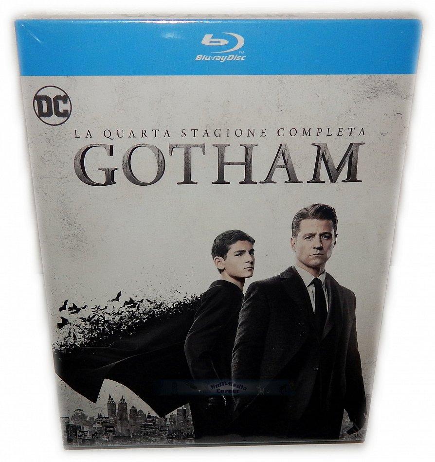 Gotham Die komplette Staffel/Season 4 [Blu-Ray] 4-Disc im Schuber