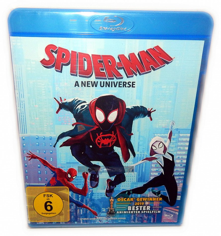 Spider-Man - A New Universe [Blu-Ray] Sony Animation Pictures