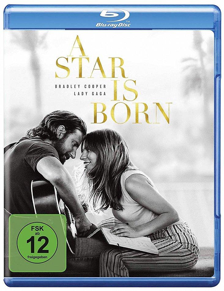 A Star is Born [Blu-Ray] Bradley Cooper, Lady Gaga