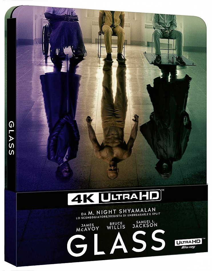 Glass [4K Ultra HD+Blu-Ray]