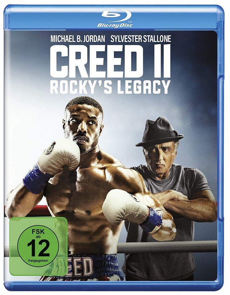 Creed II - Rocky´s Legacy [Blu-Ray]