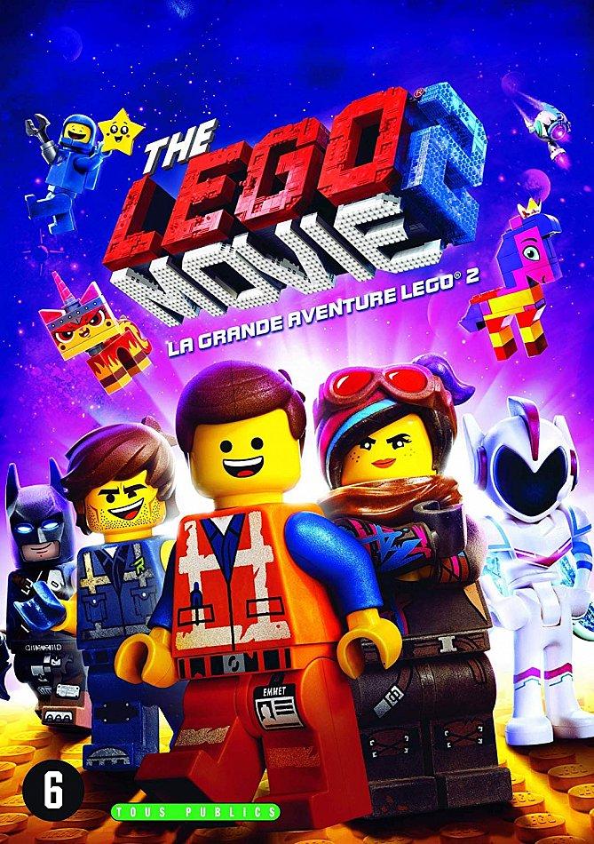 The Lego Movie 2 [DVD]