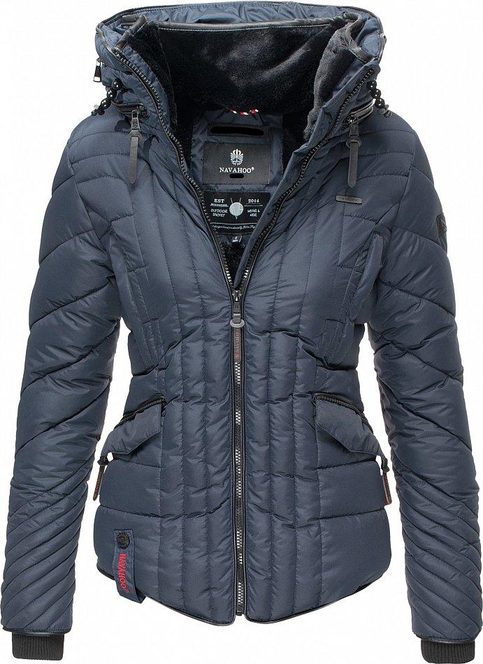 Steppjacke »Nimmersatt« modische Winter Jacke für Damen mit