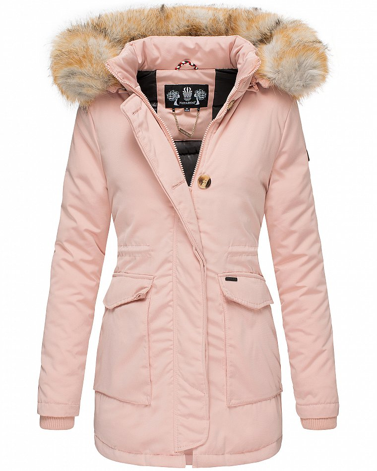 Winter Coat Quilted Snow Ladies Details Show Navahoo Angel About Original Parka Title Lined Jacket wPXNZnk0O8
