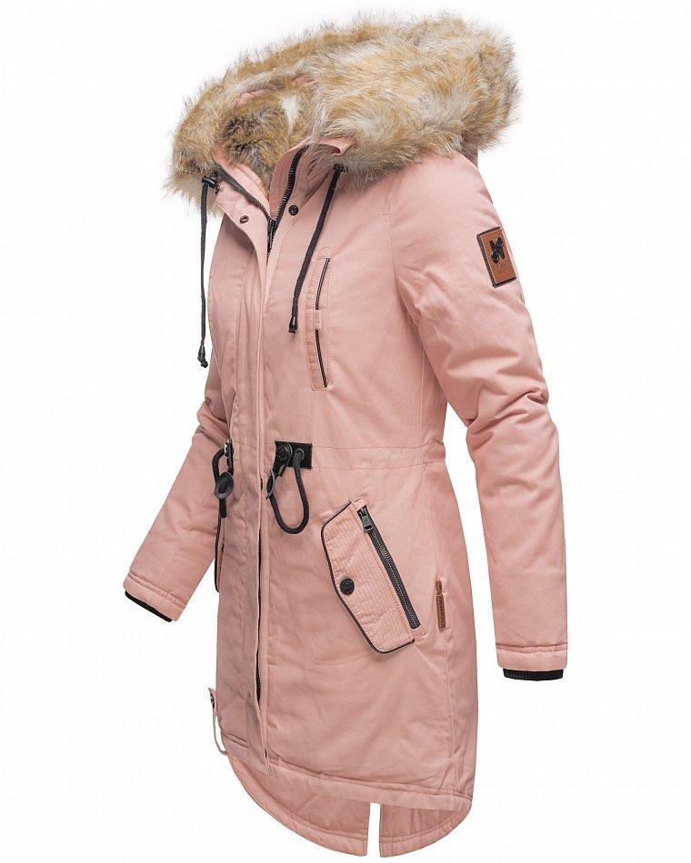 Details about Navahoo Ladies Winter Jacket Parka Coat Winter Jacket Warm Faux Fur Hood bombii show original title