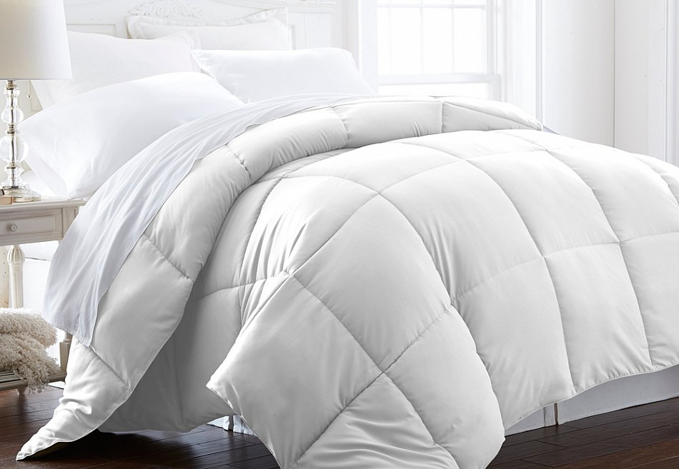 premium daunendecke bettdecke 80 unen 20 dern 135x200 155x220 winter warm ebay. Black Bedroom Furniture Sets. Home Design Ideas