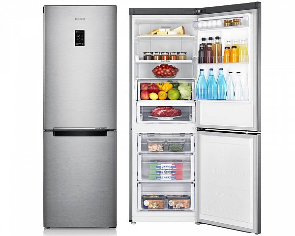 Kleiner Kühlschrank No Frost : Kühlschrank total no frost cm kühl gefrier kombination a