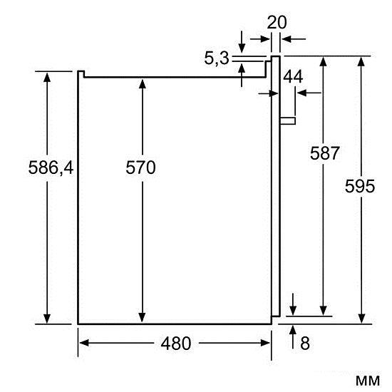 bosch sce52m65eu modular einbau sp lmaschine geschirrsp ler edelstahl h he 60cm ebay. Black Bedroom Furniture Sets. Home Design Ideas