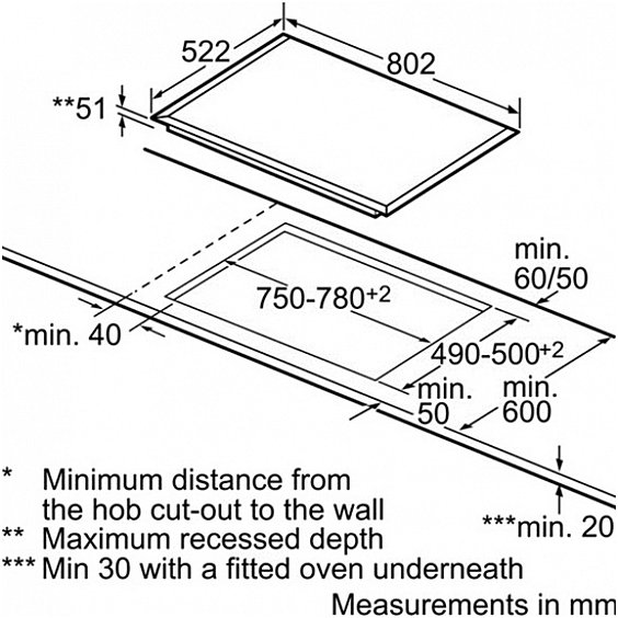 backwagen bosch einbau herdset autark backofen induktion kochfeld 80cm ebay. Black Bedroom Furniture Sets. Home Design Ideas