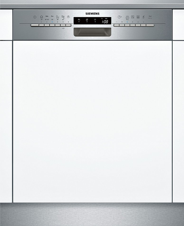 siemens sn56l570eu sp lmaschine a edelstahl einbau ger t geschirrsp ler ebay. Black Bedroom Furniture Sets. Home Design Ideas