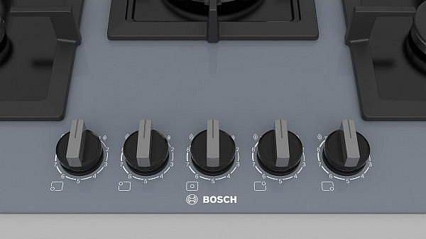 gas kochstelle bosch kochfeld 75cm autark gasfeld glaskeramik wok brenner neu ebay. Black Bedroom Furniture Sets. Home Design Ideas
