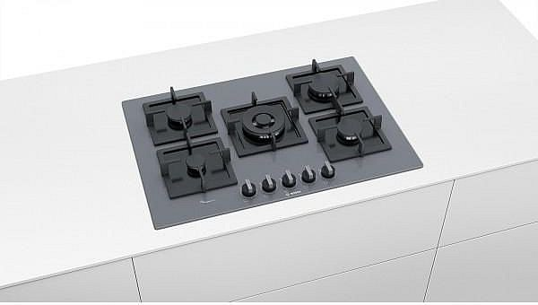 gas herdset bosch autark selbstreinigung backofen gas kochfeld glaskeramik 75 ebay. Black Bedroom Furniture Sets. Home Design Ideas